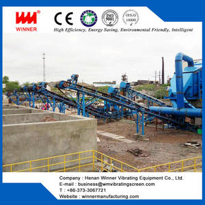 Wholesale Other Manufacturing & Processing Machinery: 100-800T/H Construction and Demolition Waste Disposal System