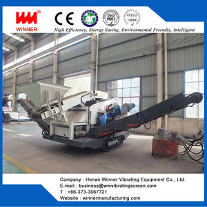 Wholesale mobiles: Crawler Moving Crushing Station, Mobile Crushing Plant
