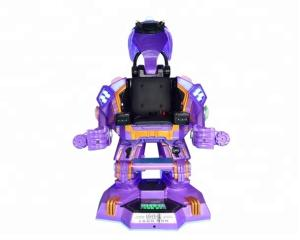 Wholesale thickener belts: Shopping Mall Amusement Electric Kid Ride Robot for Kids