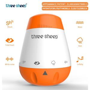 Wholesale aroma machine: White Noise Sleep Sound Machine with Oil Essential Aroma Diffuser