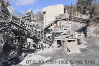 Used Stone Crushing & Screening Plant 4