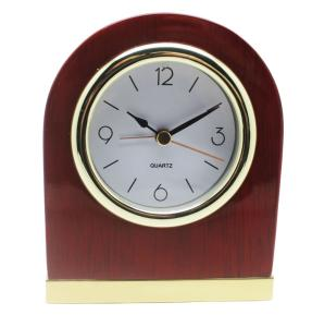 Wholesale Clocks: Small Wooden Alarm Clock Desk Clock Illuminated