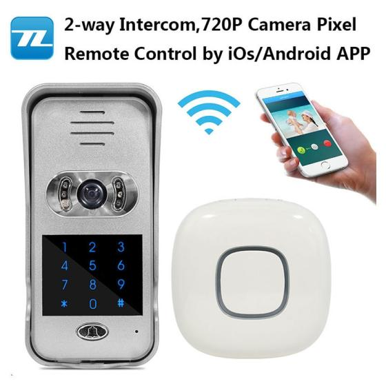Alibaba Worth To Chose Door Entry System Smart Home Security System Door Opening Device TL-WF02