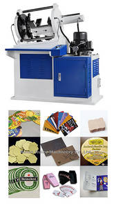 Wholesale swing tags manufacturer: Hydraulic Die Cutting Machine