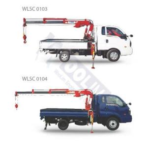 Wholesale fire fighting water pump: Small Cargo Crane