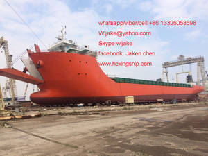 Wholesale Cargo Ship: 316 TEU NEW SPB(Self Propelled Barges) for Sale