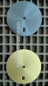 Wholesale Other Watch Parts: Copper or Brass Plate / Blank for Watch Dial