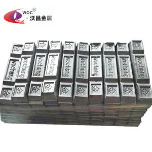 Wholesale tin: China Manufacturer 70 Degree Wood' Metal Lead Tin Bismuth Cadmium Alloy Low Melting Alloy