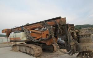 Wholesale rotary drilling rig: Used Drilling Rig Zoomlion ZR 220 for Sale