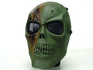Wholesale protective mask: Zombie  Facial Protection Mask