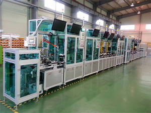 Wholesale components assembly machine: TurboCharger Assembly Line