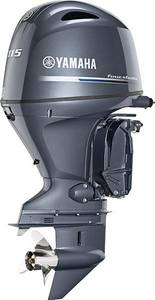 Wholesale Other Recreational Boats: Yamaha F115LB Four Stroke in-Line Outboard Motor
