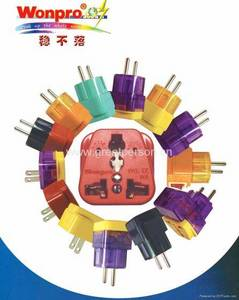 Wholesale universal travel adapter: Wonpro Universal Travel Adapter