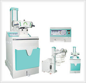 Wholesale x ray unit: Frequency Mobile X-Ray Unit (WSM-300/300P)