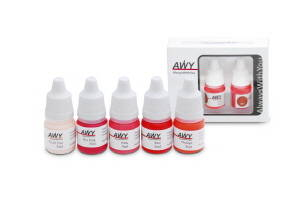 Wholesale permanent: Awy(Pigment for Permanent Makeup)