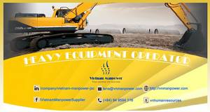 Wholesale trust: Heavy Equipment Operator Recruitment Service:  Qualified, Trusted