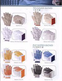 Wholesale working safety gloves: Industrial Gloves