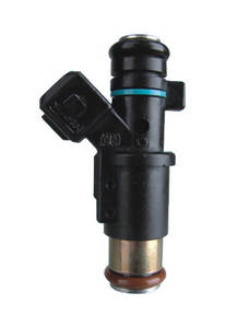 Wholesale Fuel Systems: Fuel Injector for  PEUGEOT 206