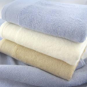 Wholesale borders: 100% Cotton Bath Towel with Border