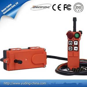 Wholesale single control: F21-4D Industrial Radio Remote Control for Single Hook