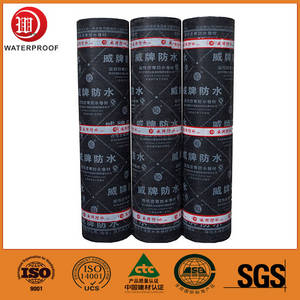 Wholesale snow melting: Root Penetration Resistance Bituminous Waterproof Membrane