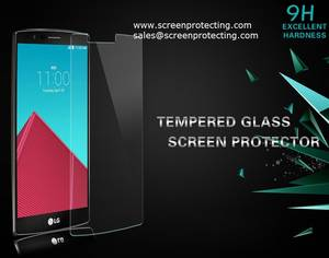 Wholesale screen protector: Screen Protection 2.5D Screen Guard 9H Premium Tempered Glass Screen Protector for LG V10