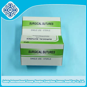 Wholesale medical disposable: Medical Disposable Surgical Sutures &Hot Sale