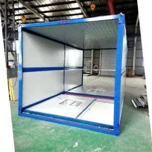 Wholesale china truck cabin: Extended Foldable Mobile Large Modern Prefab Home