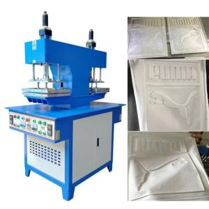 Wholesale glove knitting machine: 3D Fabric Embossing Machine, Garment Embossing Machine