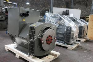 Wholesale stamford alternator: Brushless Alternator with Single or Double Bearing Stamford Copy for Sale