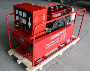 Wholesale thf: Weichai Air-Cooled Diesel 4-Stroke Engine Generator 10kw