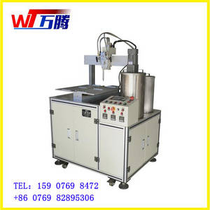 Wholesale glue dispensing robot: Silicone Gel Filling Machine