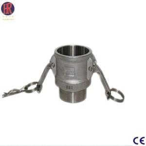 Wholesale quick coupling: Type B 304 316 316L Stainless Steel Quick Connect Coupling
