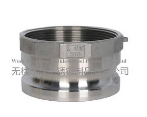 Wholesale stainless steel quick coupling: Stainless Steel Quick Coupling Type A