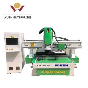 Wholesale cabinet: 1325 1530 2030 2040 Atc CNC Router for Cabinet Door CNC Routers