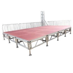 Wholesale aluminum light: Aluminum Alloy Space Truss Lighting Stage Structure Roof Truss