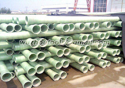 ground station: Sell FRP conduit pipe ,Hot sale frp pipe DN200 frp pipe for cable production