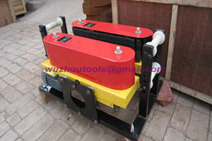 Wholesale strength equipment: Cable Puller,Cable Laying Equipment with High Strength Abrasion Resistant Rubber