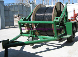 Wholesale cable reel: Cable Reel Trailer,Cable Reel Puller,Cable Conductor Drum Carrier