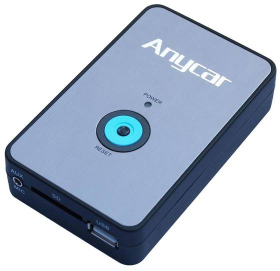 Sell digital music changer with bluetooth