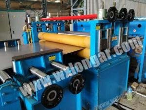 Wholesale silicon scrap: 3X1600mm High Speed Series Stainless Steel Slitting Mill