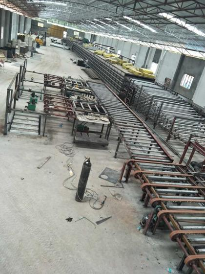 Lightweight Mineral Wool Board Production Line Equipment