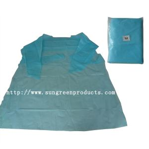 Wholesale cpe protective gown: CPE Waterproof Gown, Plastic Gown, CPE Gown, Protective Gown