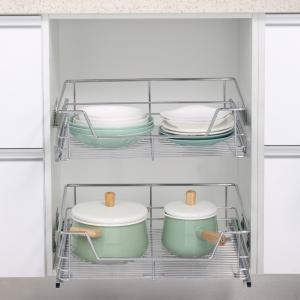 Wholesale kitchen cabinets: Kitchen Cabinet Drawer Basket