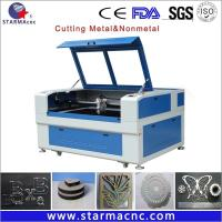 Sell 1390 1610 1325 Laser engraving cutting machine for metal and nonmetal