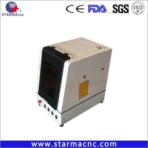 Wholesale mini marking machine: High Speed Mini/Portable Fiber Laser Marking Machine
