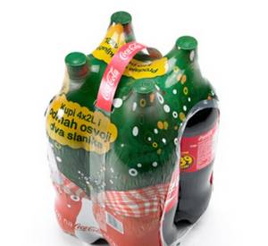 Wholesale Packaging Printing: Carrying Handles for Mineral Water,Up To 22 Lbs