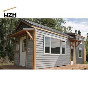 Movable Prefab Tiny House for Homes Kit