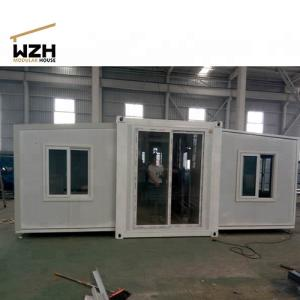 Wholesale room mat: Flat Pack Foldable and Expandable Container House for Granny