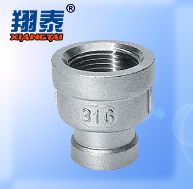 Sell Stainless Steel Reducer Socket Female Threaded Pipe Fitting